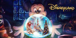 Disneyland Paris Navidad en casa