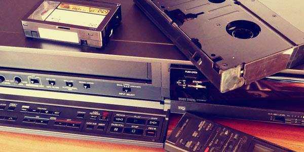 El vídeo en los años 90