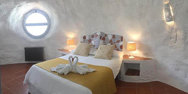 Escapada barata a Frigiliana en hotel peculiar Los Caracoles