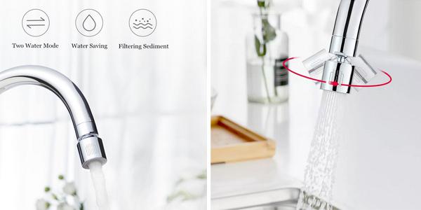 Filtro aireador Xiaomi Youpin Diib con ahorro de agua chollo en AliExpress