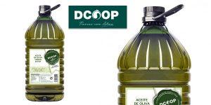 Aceite de oliva virgen extra Dcoop garrafa 5 l barata en Amazon