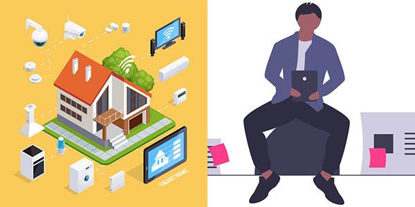 Convertir tu vivienda en un hogar inteligente