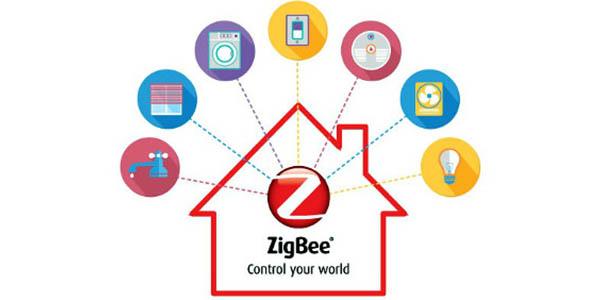 Conexión entre dispositivos Zigbee