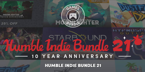Humble Indie Bundle 21