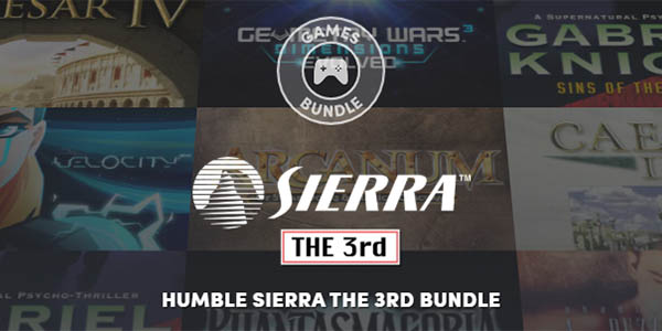 Humble Sierra The 3rd Bundle