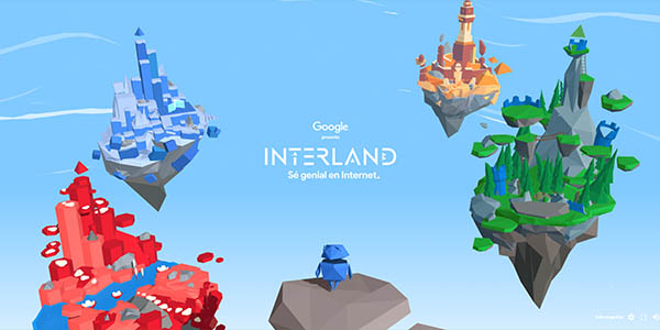 Juego Google Interland gratis