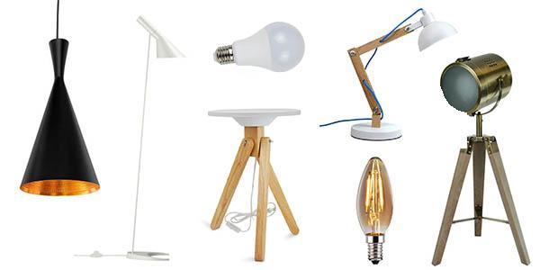 lámparas e iluminación en BarcelonaLED oferta con cupón descuento 1ORDER