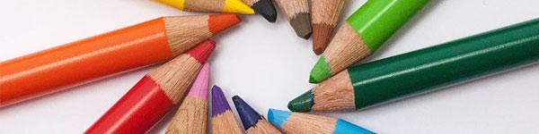 Lápices de colores de calidad para artistas