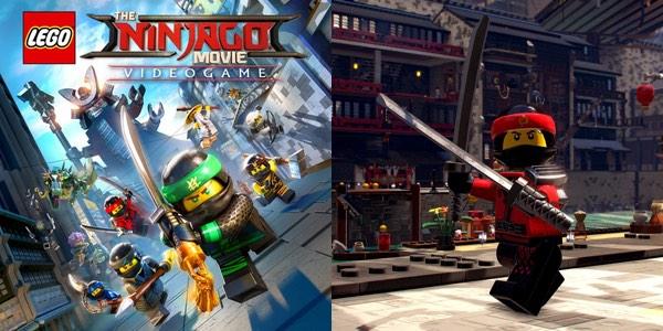La LEGO NINJAGO videojuego gratis