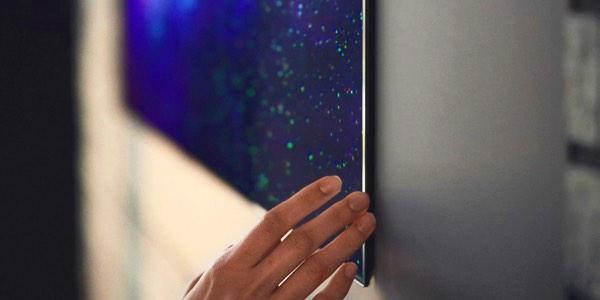 LG OLED gama alta super fina