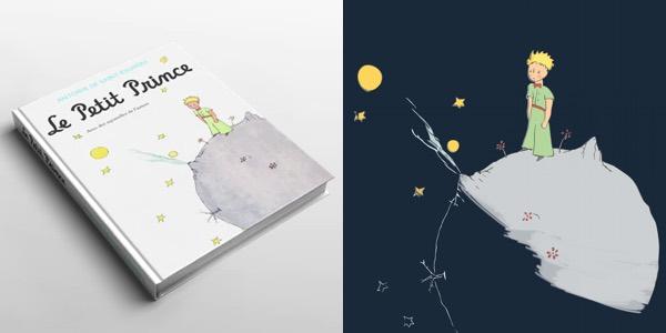 Libro para pintar El Principito gratis