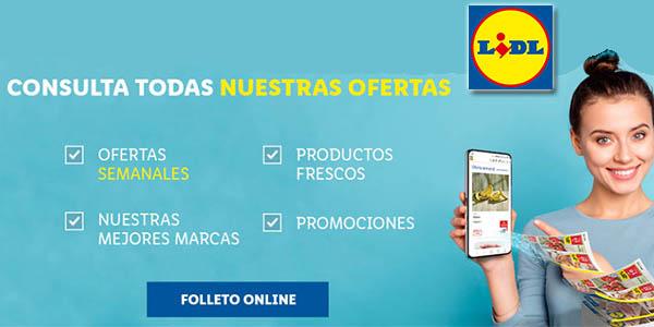 Lidl Plus App móvil