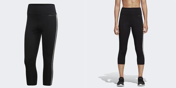 Mallas Adidas Desing 2 Move HR para mujer en oferta