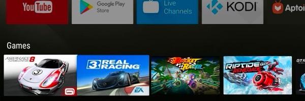 Mejores juegos Android TV