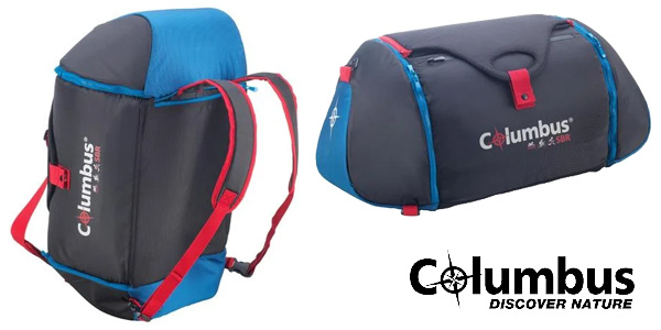 Mochila SBR Outdoor Tribag Triatlón Columbus de 80L barata en Sprinter