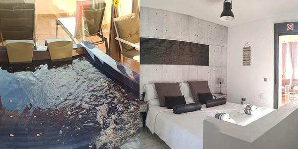 Nature Spa Chilches en Vélez-Málaga alojamiento para parejas económico