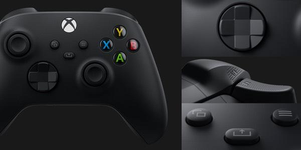 Nuevo Gamepad Series X
