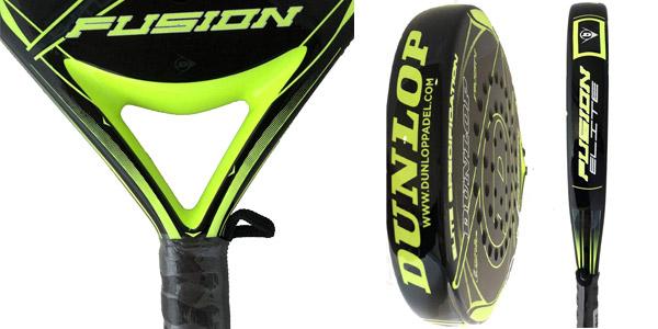 Pala de pádel Dunlop Fusion Elite 2019 chollazo en Amazon