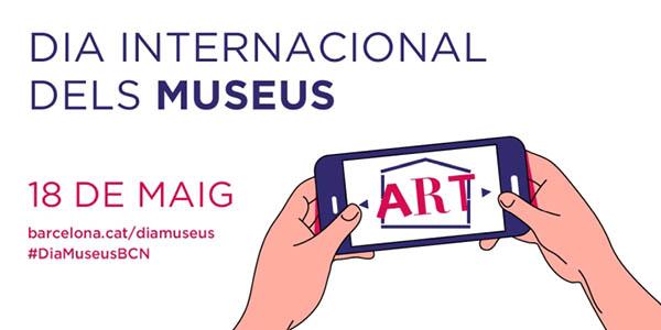 Pantallas Abiertas en el Día Internacional de los Museos Barcelona