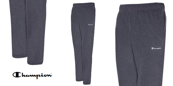 Pantalón de deporte Champion Authentic para hombre barato en El Corte Inglés