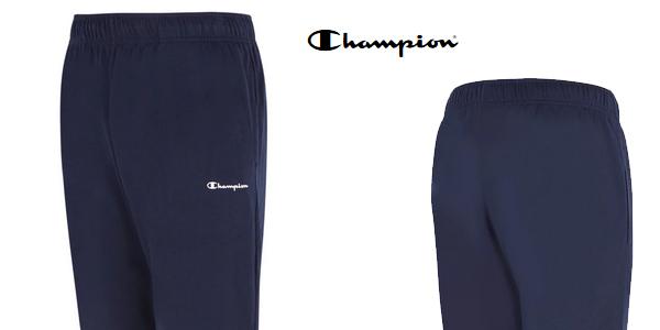 Pantalón de deporte Champion Authentic para hombre chollo en El Corte Inglés