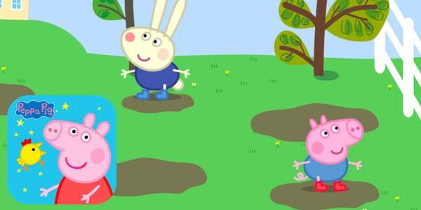 Peppa Pig La Gallina Feliz gratis Android iOS