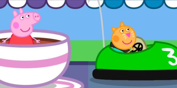 Peppa Pig Parque temático de diversiones GRATIS