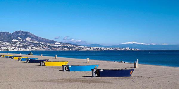Playas durante la época poscovid medidas de seguridad de ayuntamientos de España