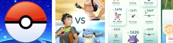 Pokémon Go para Android gratis