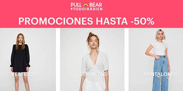 Pull & Bear promoción ropa casual mayo 2020