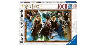 Puzle Ravensburguer Harry Potter de 1.000 piezas barato en Amazon