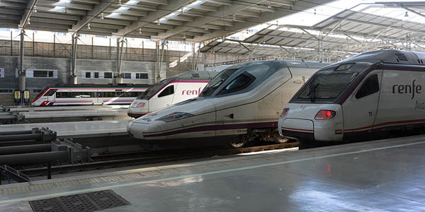 Renfe medidas nuevas para viajes en tren poscoronavirus