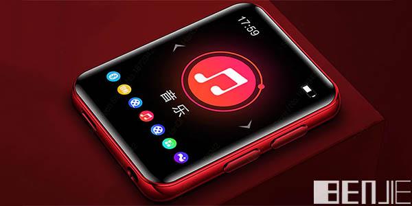 Reproductor MP3 Bluetooth BENJIE X1 de 16 GB