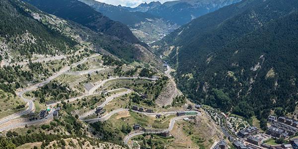 rutas por carretera escapada barata por España