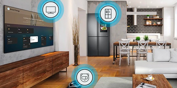 Samsung SmartThings domótica