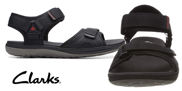 Sandalias Clarks Step Beat Sun para hombre chollazo en Amazon