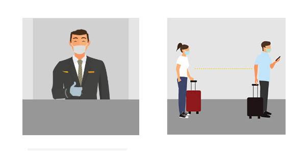 seguridad vuelos de Vueling en época poscoronavirus