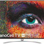 """Smart TV LG 75SM9900PLA 8K de 75"""" con Inteligencia Artificial"""