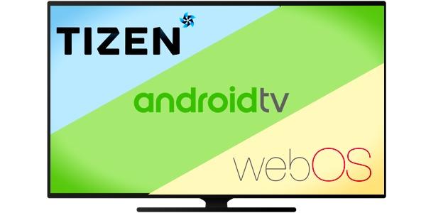 mejor sistema Smart TV