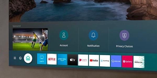 Tizen TV OS