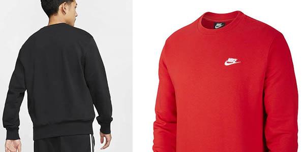 sudadera Nike Sportswear Club chollo