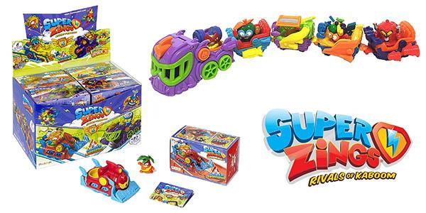 Superzings Serie 5 Skyracers display colección completa oferta