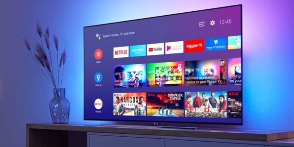 Android Smart TV Philips OLED