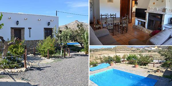 Villa García turismo rural en Almería cerca del mar