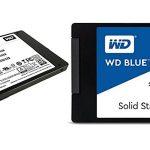 Disco WD Blue SSD interno 250 Gb barato en Amazon