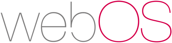 webOS TV logo