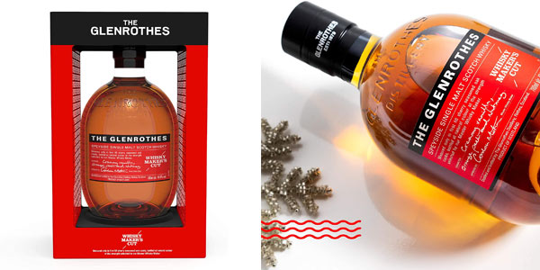 Whisky The Glenrothers Maker's Club barato en Amazon