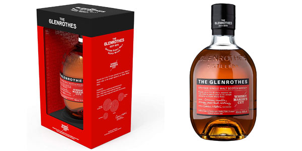 Whisky The Glenrothers Maker's Club en oferta en Amazon