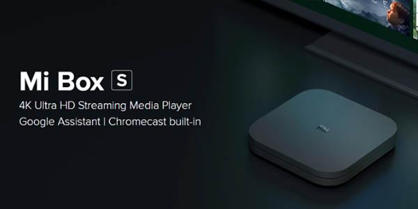 Xiaomi Mi Box S oferta