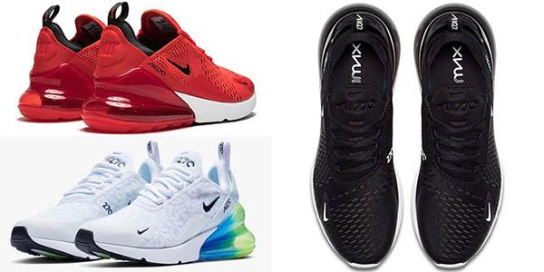 Zapatillas Nike Kids AIR MAX 270 baratas
